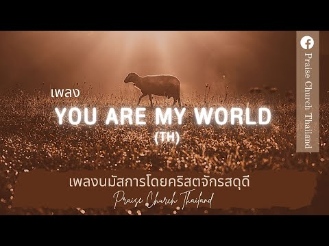 You are my world (TH) :