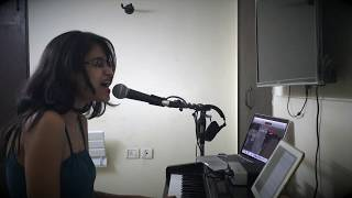 Misty (cover) - anupreetkaur , Fusion