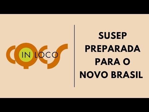 Imagem post: Susep preparada  para o novo Brasil