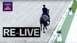 RE-LIVE | Dressage Grand Prix | 's-Hertogenbosch (NED) | FEI Dressage World Cup™