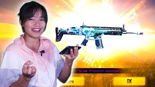 I Did Not Expect This 💎 - New Weapon Royale - Scar Phantom Assassin  - Free Fire