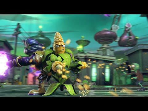 Plants vs. Zombies Garden Warfare 2 Announce Trailer   E3 2015 - UCTu8uX6lp735Jyc9wbM8I3w