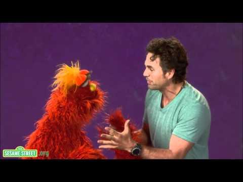 Sesame Street: Mark Ruffalo and Murray - Empathy