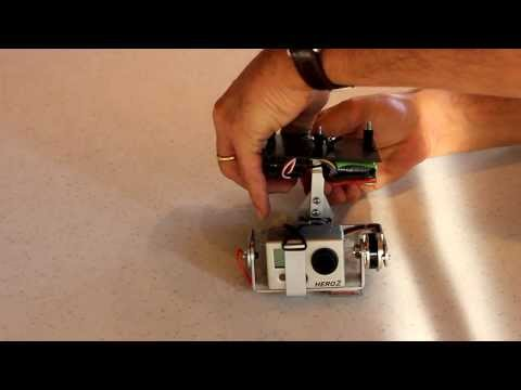Home Made Brushless Direct Drive Gimbal - UCD3DxCN2W58Py9aYyoM3e5Q