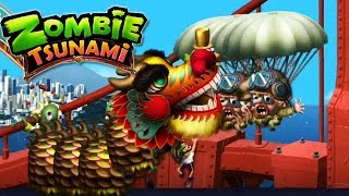 Zombie Tsunami - Mission: Soldier Buffet [Android Gameplay, Walkthrough]