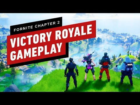 Fortnite Chapter 2 - Victory Royale Gameplay - UCKy1dAqELo0zrOtPkf0eTMw