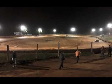 Ararat Thunder Raceway (Non Winner's Race) 9-10-21 - dirt track racing video image