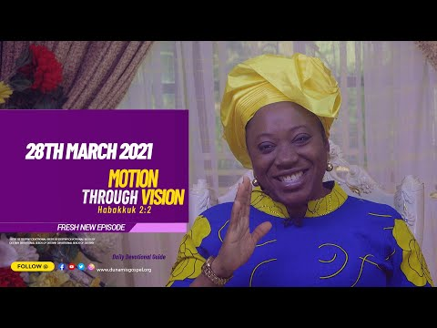 Dr Becky Paul-Enenche - SEEDS OF DESTINY  SUNDAY MARCH 28, 2021