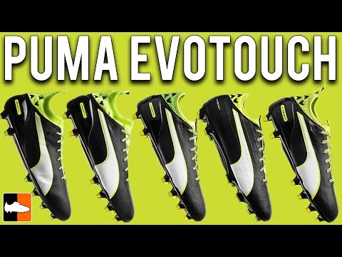 PUMA evoTOUCH Boot Range Comparison   Which cleat is for you? - UCs7sNio5rN3RvWuvKvc4Xtg