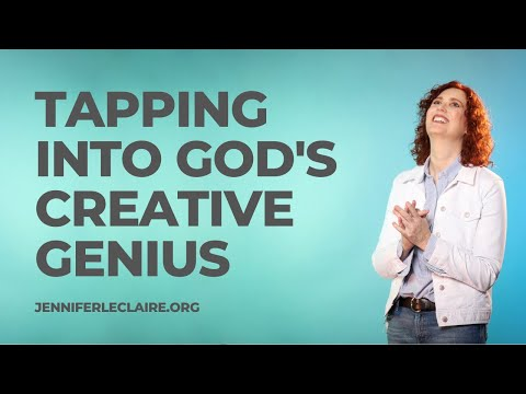 Tapping into God's Creative Genius (Prophetic Prayer & Prophecy)