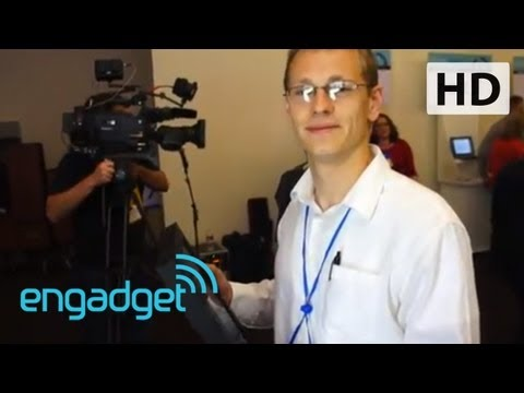 Lynx A 3D camera hands-on | Engadget - UC-6OW5aJYBFM33zXQlBKPNA