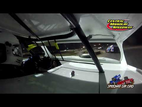 #7 Anthony Tanner - A Modified - 6-19-2021 Central Missouri Speedway - In Car Camera - dirt track racing video image