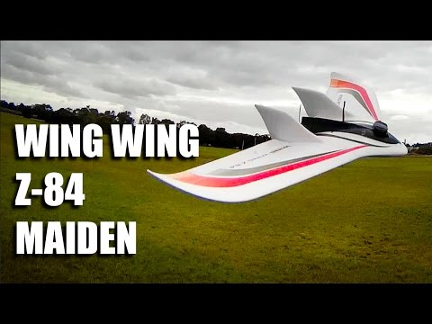 Wing Wing Z-84 maiden - UC2QTy9BHei7SbeBRq59V66Q