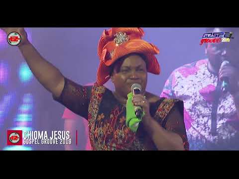 Chioma Jesus Live at Gospel Groove 2019