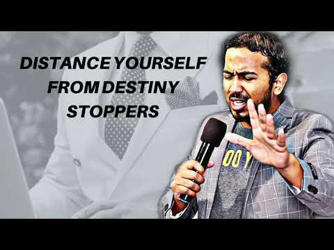 DISTANCE YOURSELF FROM DESTINY STOPPERS:KILLERS, FRIDAY FINANCIAL PRAYERS 21 AUGUST 2020