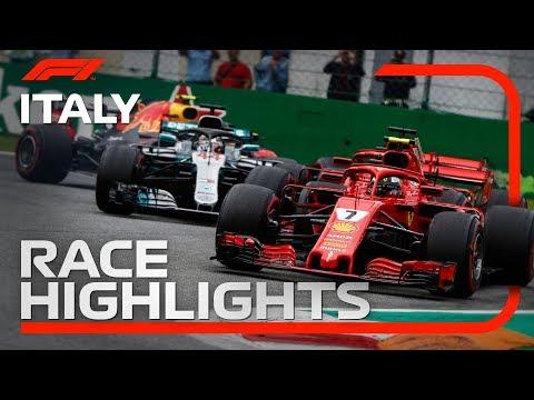 2018 Italian Grand Prix: Race Highlights - UCB_qr75-ydFVKSF9Dmo6izg