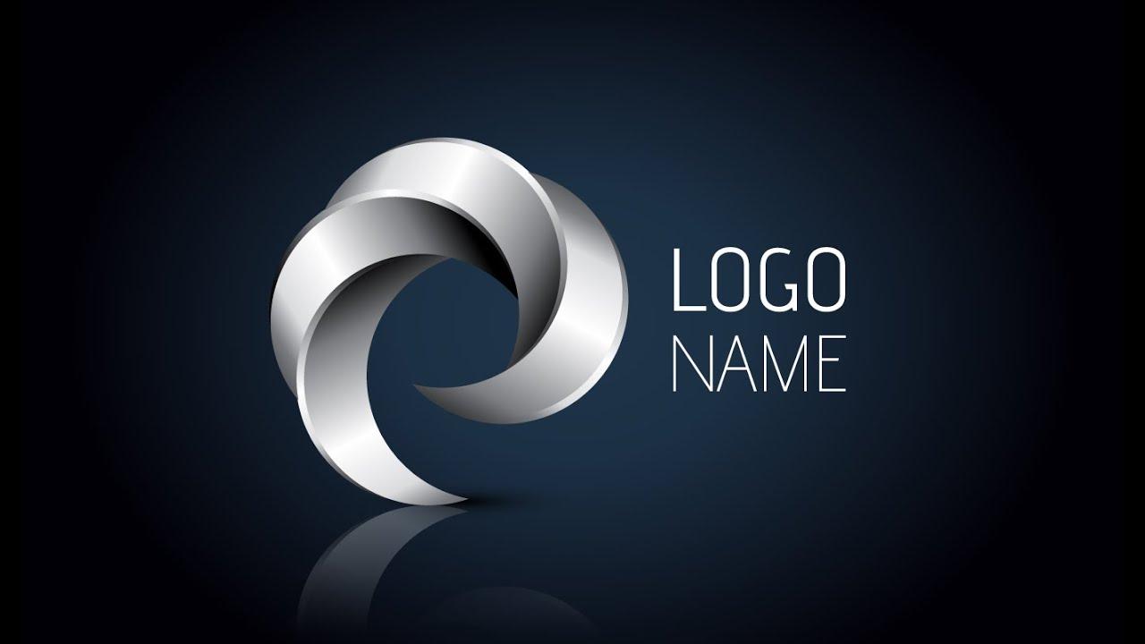 Adobe Illustrator CC | 3D Logo Design Tutorial (Claw ...