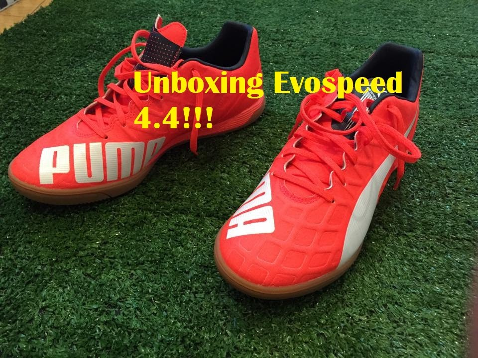 d2262ebb3 evoSPEED 4.4 IT Unboxing!! Lava Blast-white-total eclipse ...