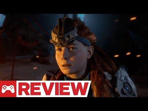 Horizon Zero Dawn: The Frozen Wilds Review - UCKy1dAqELo0zrOtPkf0eTMw