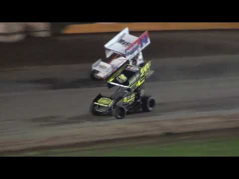 Midwest Power Series Feature - Cedar Lake Speedway 09/11/2021 - dirt track racing video image