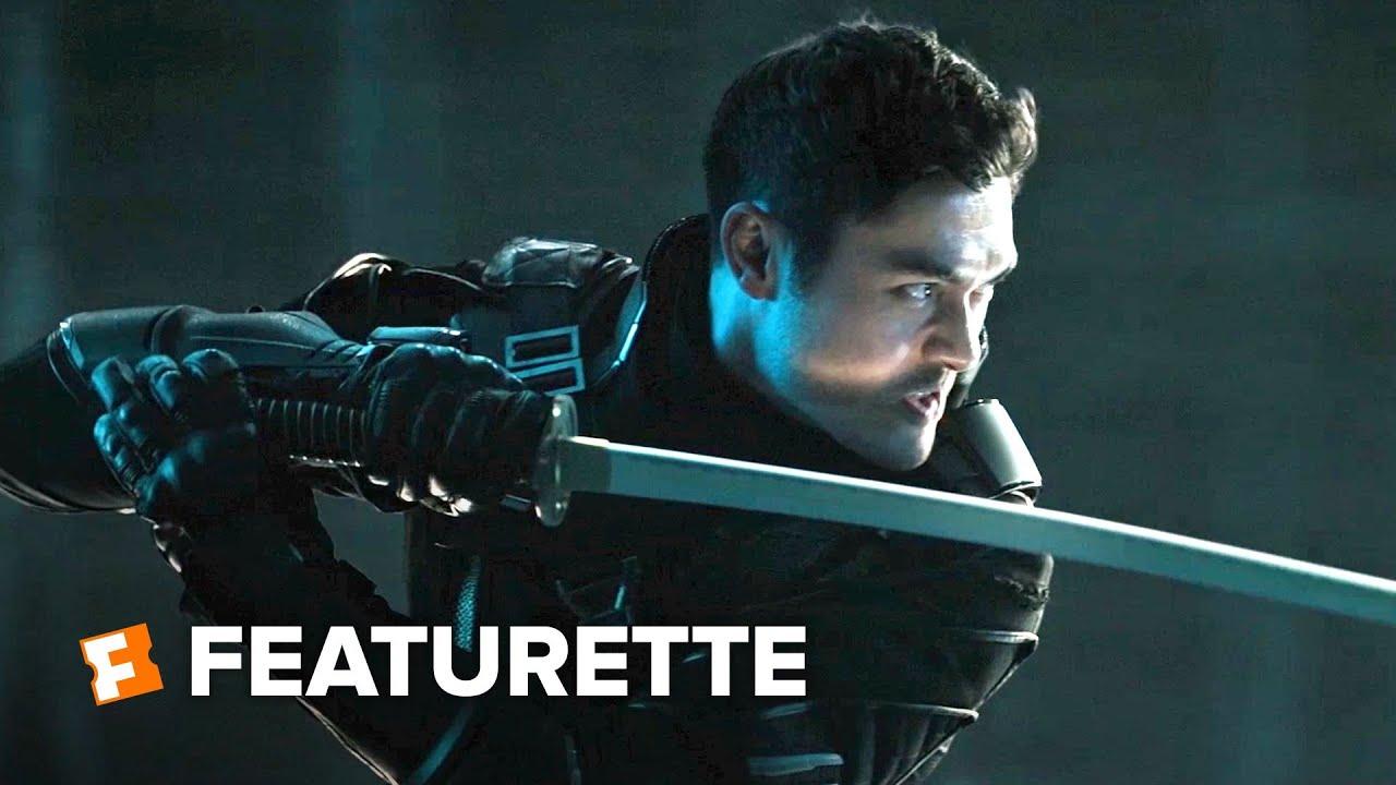 Snake Eyes: G.I. Joe Origins Exclusive Featurette – Prepare for Battle (2021)   Movieclips