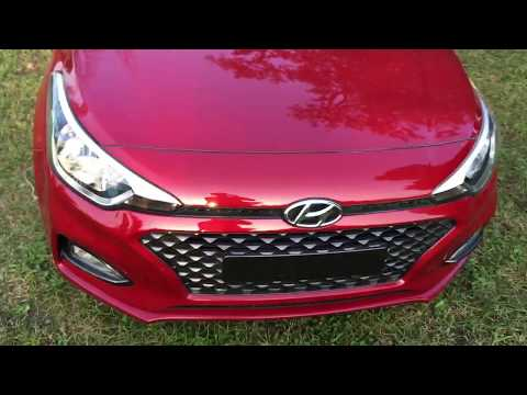 Hyundai i20 elite Asta Dual tone