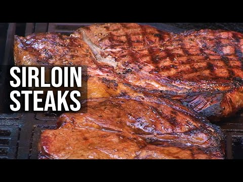 Sirloin Steaks recipe by the BBQ Pit Boys - UCjrL1ugI6xGqQ7VEyV6aRAg