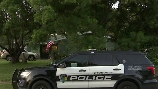 13-year-old rushed to hospital after accidental shooting in Titusville