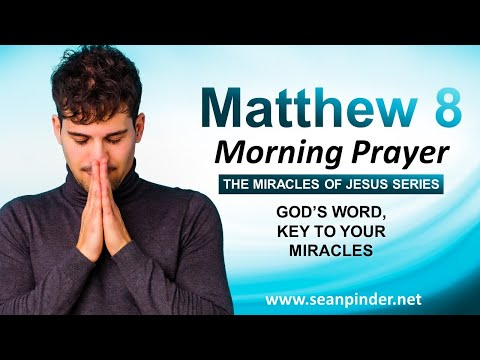 GOD'S WORD, KEY to Your MIRACLE - Morning Prayer