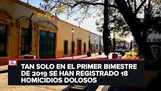 Crecen delitos de alto impacto en Aguascalientes
