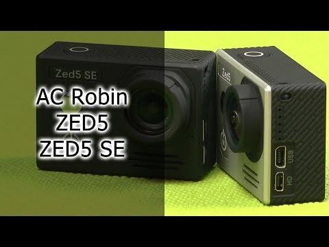 Обзор экшн-камер AC Robin ZED5 и ZED5 SE - UCmbzthMYaX8FAe_cZSrGMrA