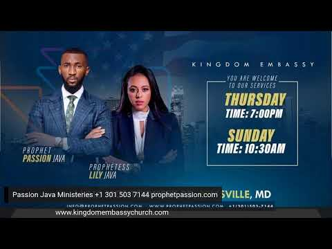 Grace for Ownership- LIVE! with Apostle Innocent Java