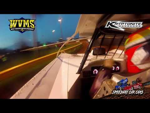 #28 Tyler Carpenter - West Virginia Motor Speedway 4-24-21 - Super Late Model - dirt track racing video image