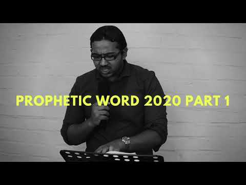 PROPHETIC WORD FOR 2020 PART 1: MULTIPLICATION AND INCREASE