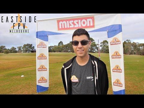 FPV Track Design - Australian Nationals Mission Drone Racing Qualifier - UCOT48Yf56XBpT5WitpnFVrQ