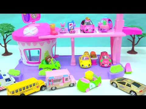 Cutie Cars Drive Thru Diner + Limited Edition Car + Shopkins Surprise Blind Bags - UCelMeixAOTs2OQAAi9wU8-g