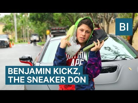 This 18-Year-Old Makes A Fortune Selling Sneakers To Celebrities Like Drake And DJ Khaled - UCcyq283he07B7_KUX07mmtA