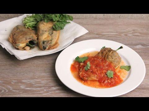 Chiles Rellenos Recipe  - UCNbngWUqL2eqRw12yAwcICg