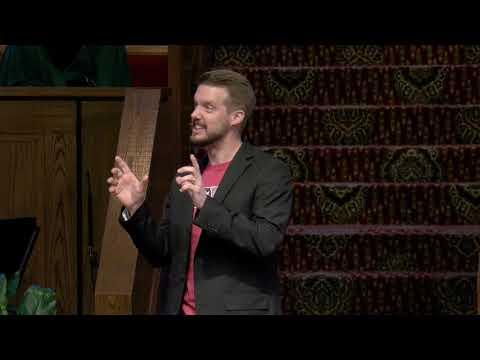 Sermon - 03/08/2020 - Pastor Ben Anderson - Christ Church Nashville