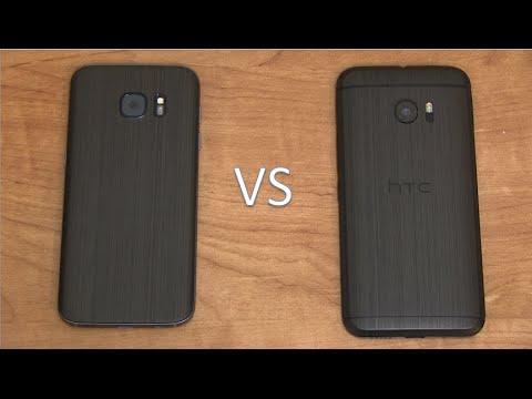 Samsung Galaxy S7 vs. HTC 10! - UCbR6jJpva9VIIAHTse4C3hw