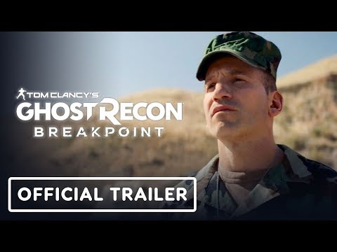 Ghost Recon Breakpoint Official Live Action Trailer w/ Jon Bernthal - UCKy1dAqELo0zrOtPkf0eTMw
