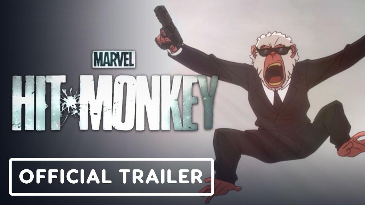 Marvel's Hit-Monkey – Official Trailer (2021) Jason Sudeikis, Olivia Munn, George Takei