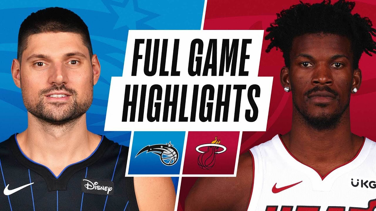MAGIC at HEAT | FULL GAME HIGHLIGHTS | March 11, 2021
