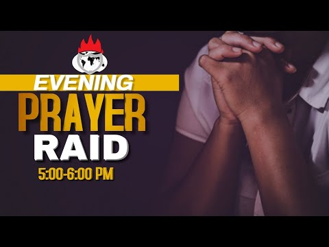EVENING PRAYER RAID  23, NOV. 2020  FAITH TABERNACLE OTA