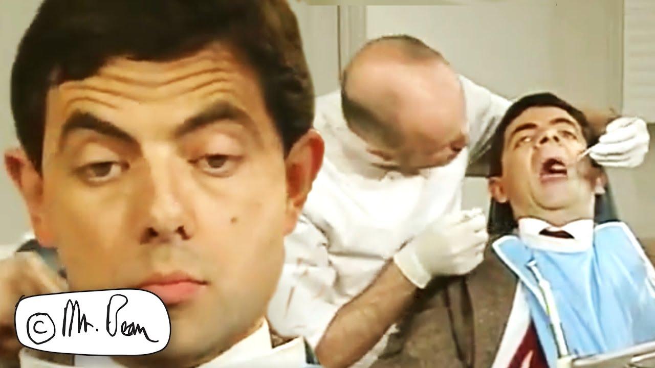 Celebrating International DENTIST'S Day! | Mr Bean Funny Clips | Mr Bean Official