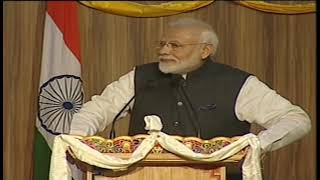 PM Modi's interaction with students at Royal University of Bhutan