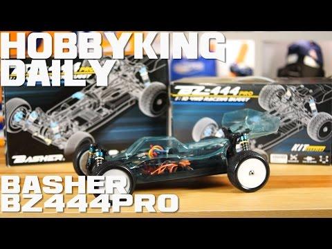 Basher BZ-444 Pro - HobbyKing Daily - UCkNMDHVq-_6aJEh2uRBbRmw