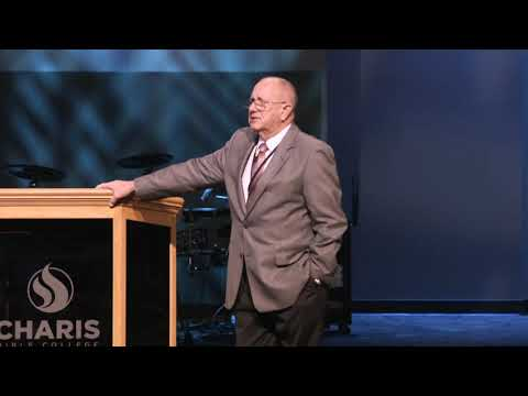 Charis Bible College - Chapel - Guest Speaker - Bobby Crow - September 27, 2019