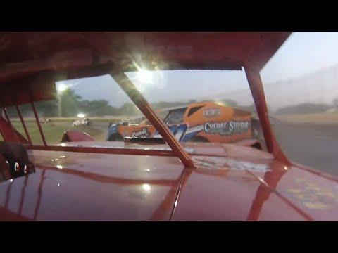 Jeff Crouse Racing.  Mark Geer Memorial Super Stock Special @ KRA Speedway.  7/1/21 - dirt track racing video image