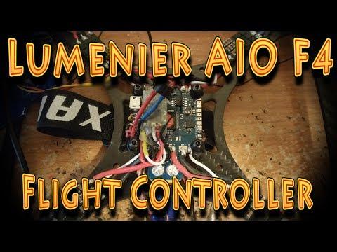 Review: Lumenier F4 AIO Flight Controller!!! (07.11.2017) - UC18kdQSMwpr81ZYR-QRNiDg
